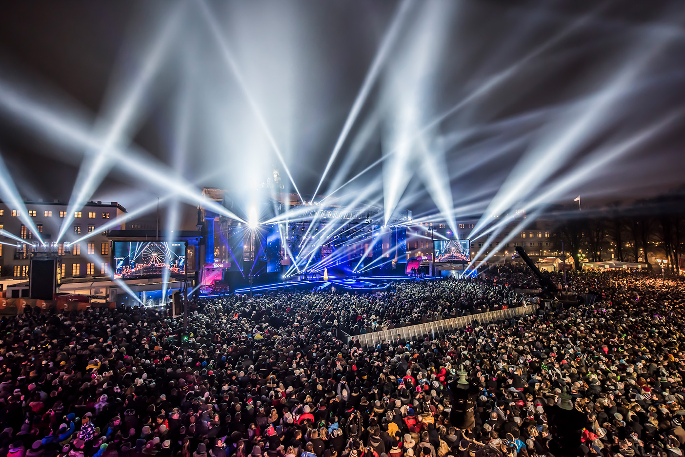 Veranstaltungen Silvester 2020